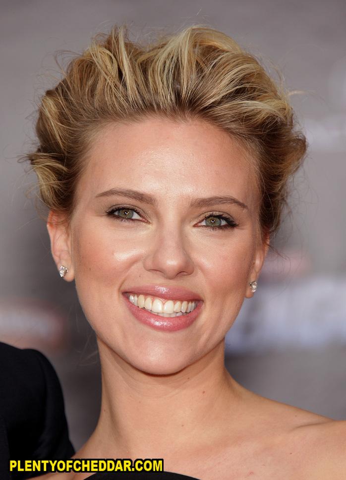 Scarlett Johansson Net Worth | Plenty Of Cheddar