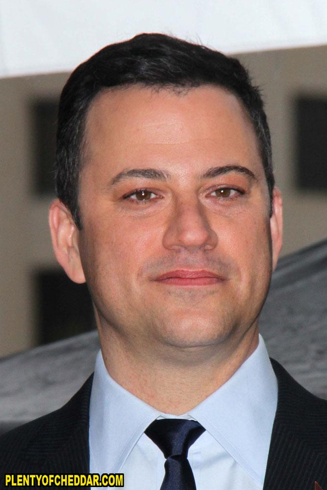 Jimmy Kimmel worth