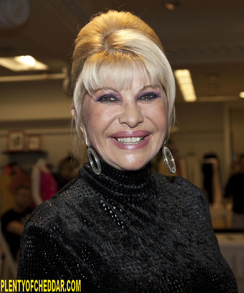 Ivana trump has an estimated net worth of 60 million
