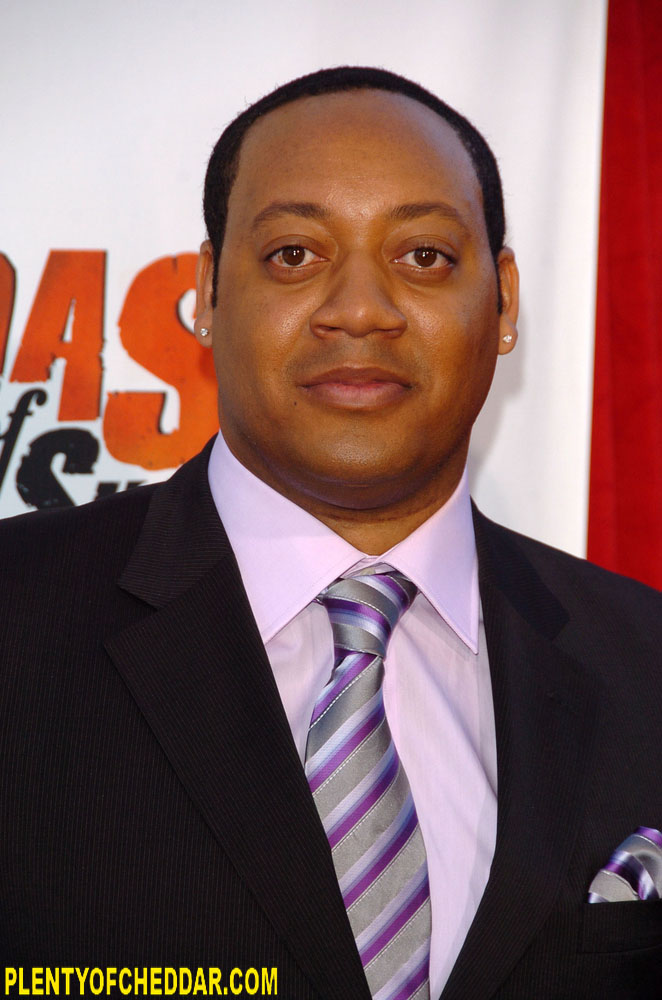 cedric yarbrough boondocks