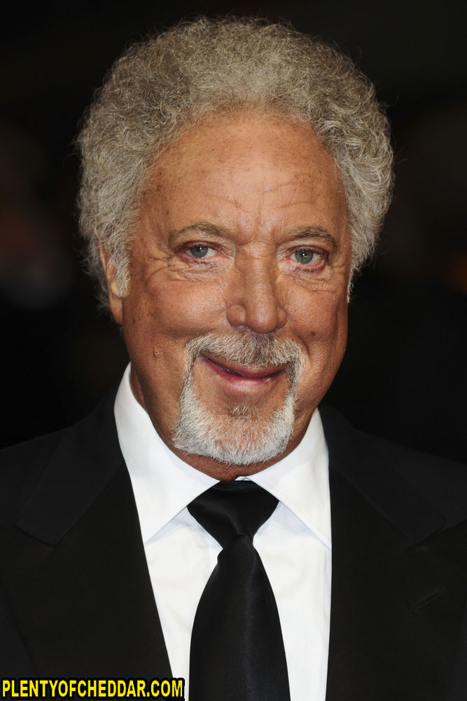 Tom Jones Net Worth | Plenty Of Cheddar