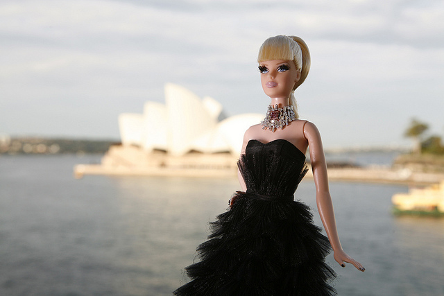 World Most Expensive Barbie Doll