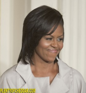 Michelle Obama Net Worth | Plenty Of Cheddar